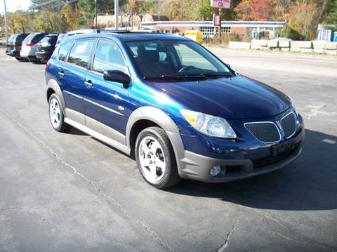 2008 Pontiac Vibe for sale at MATTESON MOTORS in Raynham MA