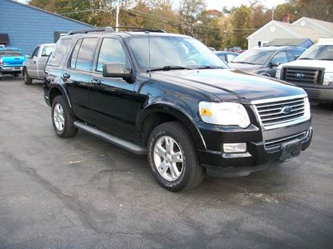2010 Ford Explorer for sale at MATTESON MOTORS in Raynham MA