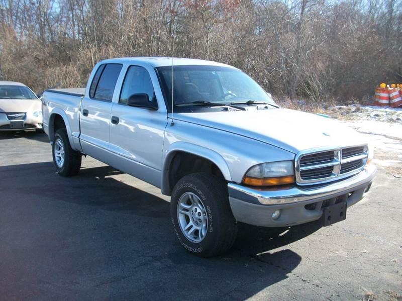 2004 Dodge Dakota for sale at MATTESON MOTORS in Raynham MA