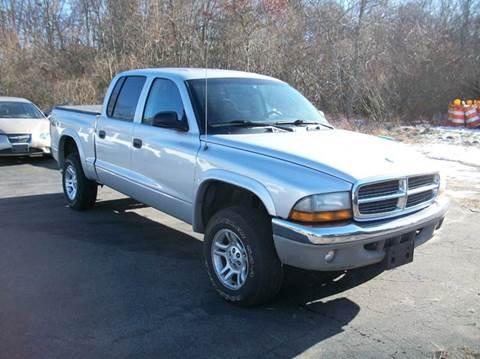 2004 Dodge Dakota for sale at MATTESON MOTORS in Raynham MA