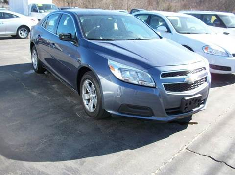 2013 Chevrolet Malibu for sale at MATTESON MOTORS in Raynham MA