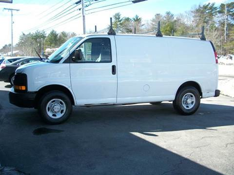 2009 Chevrolet Express Cargo for sale at MATTESON MOTORS in Raynham MA