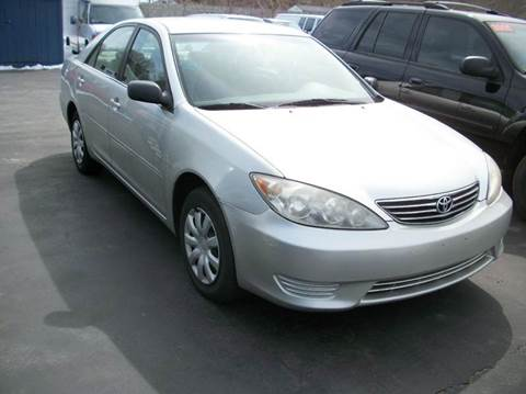 2006 Toyota Camry for sale at MATTESON MOTORS in Raynham MA