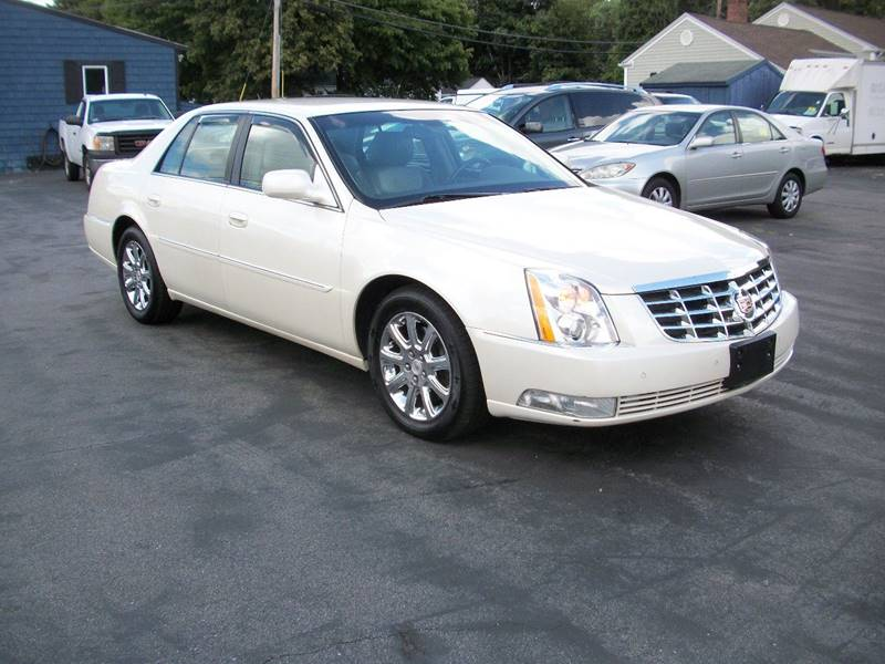 2008 Cadillac DTS for sale at MATTESON MOTORS in Raynham MA