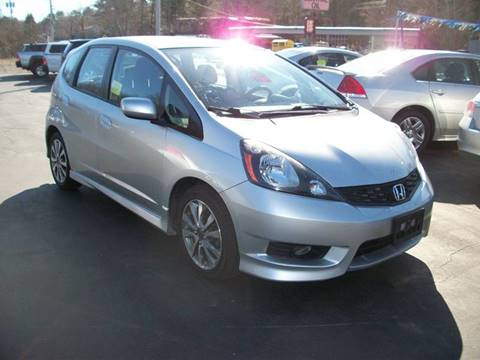 2012 Honda Fit for sale in Raynham, MA