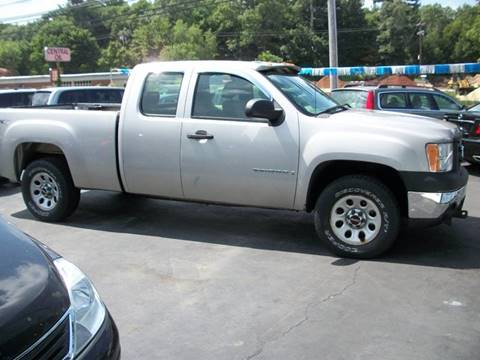 Used Small Trucks For Sale >> 2008 Gmc Sierra 1500 For Sale In Raynham Ma