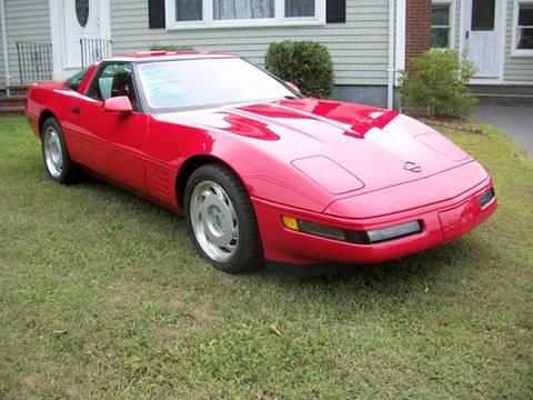 1991 Chevrolet Corvette for sale in Raynham, MA