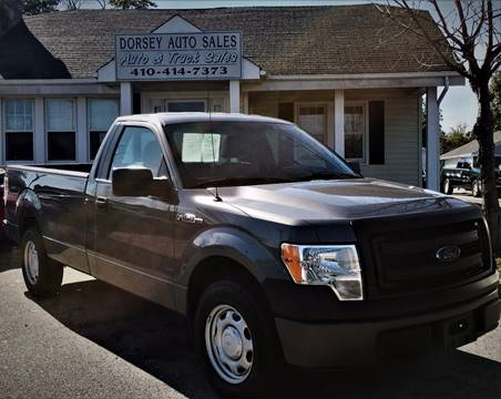 2013 Ford F-150 for sale in Prince Frederick, MD