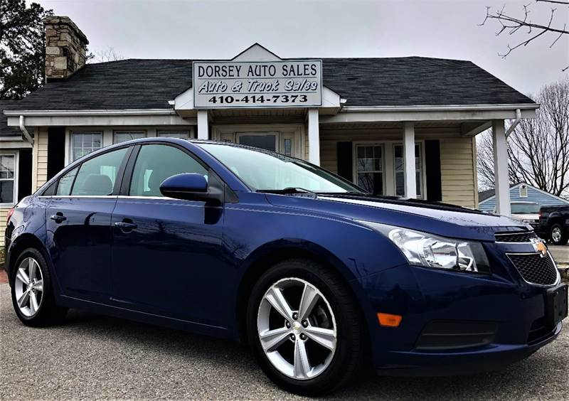 Dorsey Used Cars Prince Frederick Md