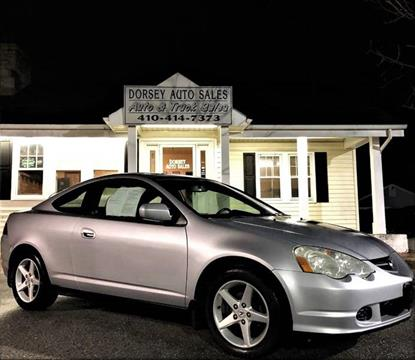 Acura RSX For Sale In Maryland Carsforsalecom - Acura rsx sunroof