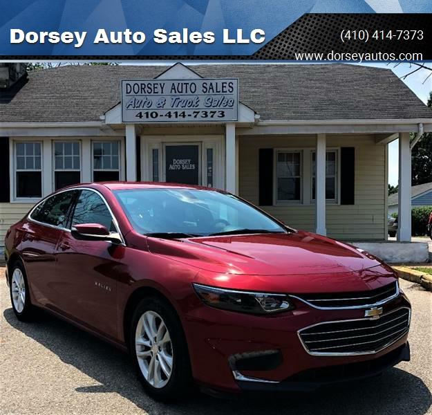Dorsey Auto Sales LLC