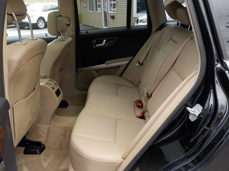 2011 Mercedes-Benz GLK AWD GLK 350 4MATIC 4dr SUV - Kingston NY