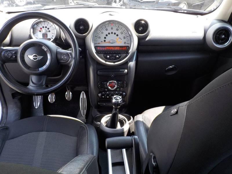 2012 MINI Cooper Countryman AWD S ALL4 4dr Crossover - Kingston NY
