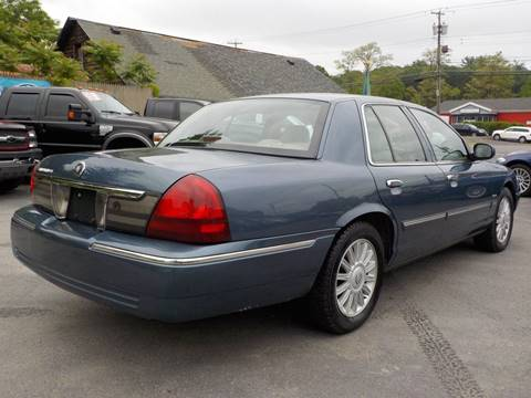 2009 Mercury Grand Marquis