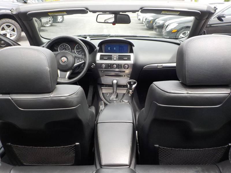 2007 BMW 6 Series 650i 2dr Convertible - Kingston NY