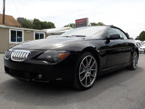 2007 BMW 6 Series