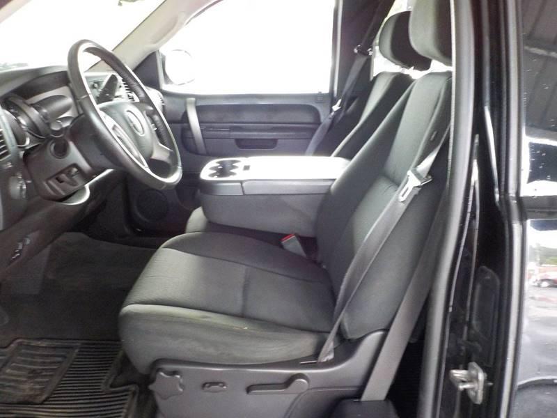 2013 GMC Sierra 1500 4x4 SLE 4dr Extended Cab 6.5 ft. SB - Kingston NY