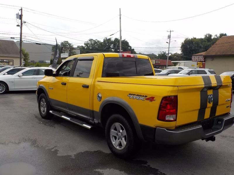 2009 Dodge Ram Pickup 1500 4x4 TRX4 Off Road 4dr Crew Cab 5.5 ft. SB - Kingston NY