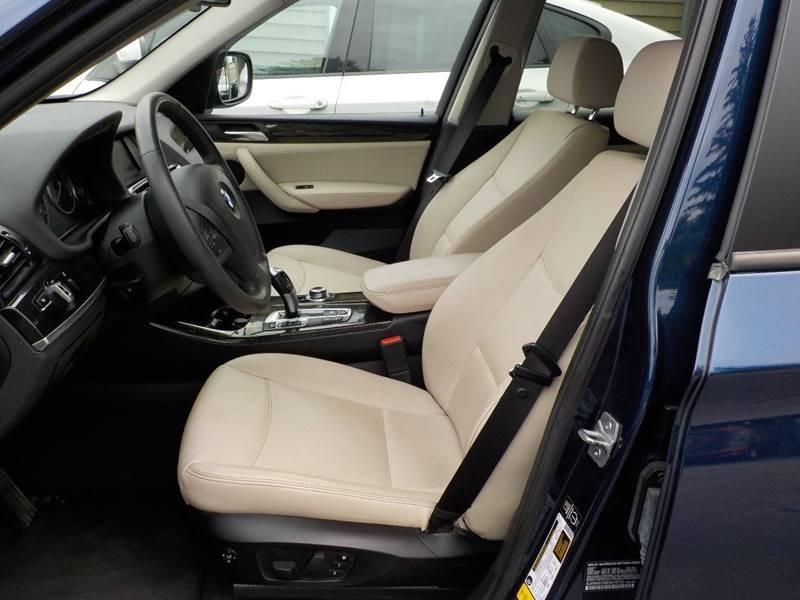 2014 BMW X3 AWD xDrive28i 4dr SUV - Kingston NY