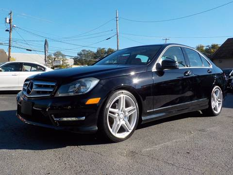 2012 Mercedes-Benz C-Class for sale in Kingston, NY