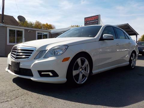 2011 Mercedes-Benz E-Class for sale in Kingston, NY