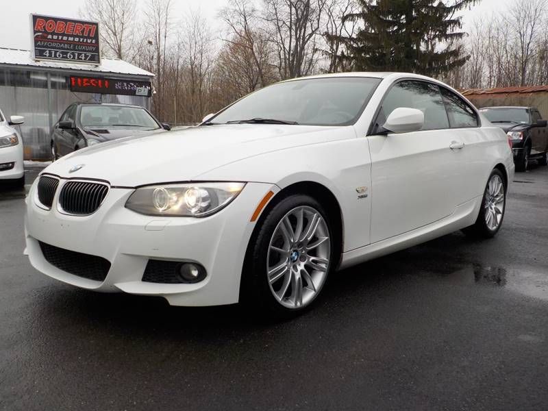 Bmw Series AWD I XDrive Dr Coupe SULEV In Kingston NY - 2011 bmw 328i xdrive coupe