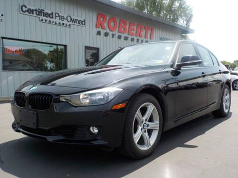 2014 BMW 3 Series for sale at Roberti Automotive in Kingston NY