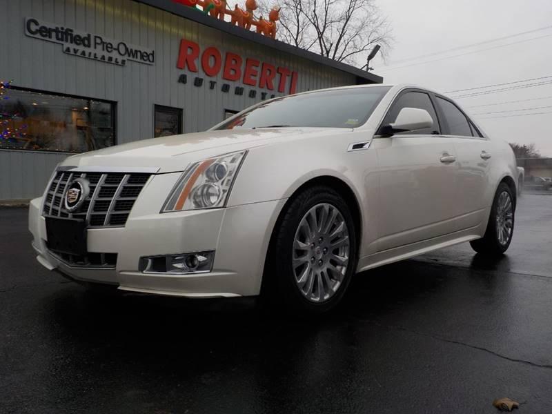 2012 cadillac cts 3.6l premium in kingston, ny - roberti automotive