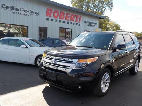 2011 Ford Explorer For Sale >> Ford Explorer For Sale In Kingston Ny Roberti Automotive