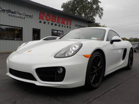 2014 Porsche Cayman for sale in Kingston, NY