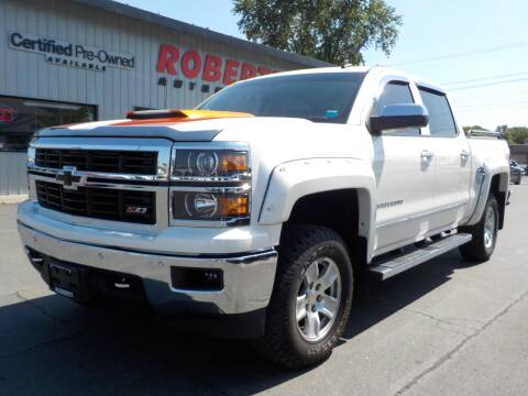 2014 Chevrolet Silverado 1500 for sale at Roberti Automotive in Kingston NY