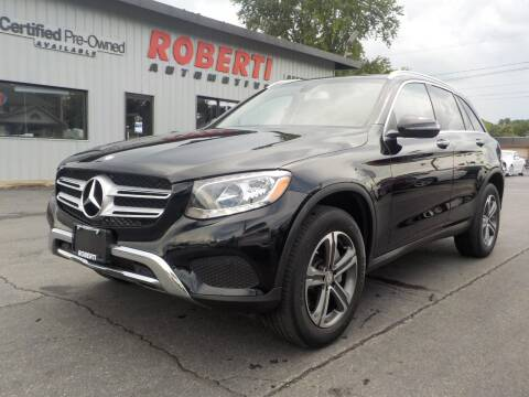 2016 Mercedes-Benz GLC for sale at Roberti Automotive in Kingston NY