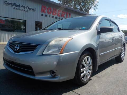 2010 Nissan Sentra for sale at Roberti Automotive in Kingston NY