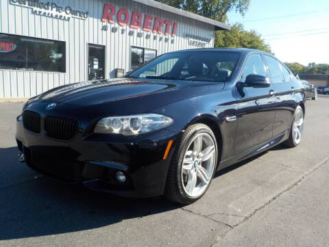 2014 BMW 5 Series for sale at Roberti Automotive in Kingston NY