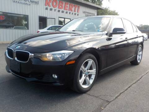 2015 BMW 3 Series for sale at Roberti Automotive in Kingston NY
