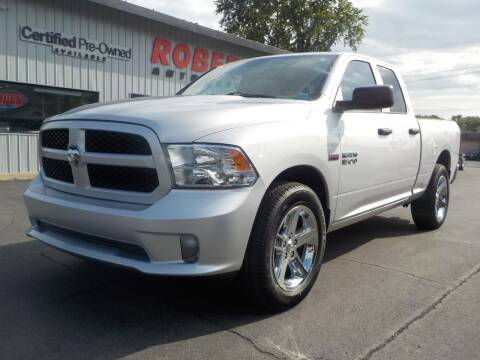 2014 RAM Ram Pickup 1500 for sale at Roberti Automotive in Kingston NY