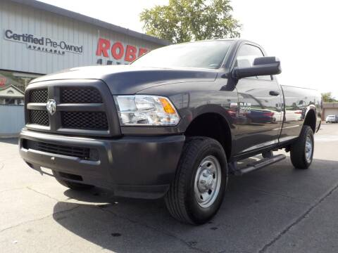 2018 RAM Ram Pickup 2500 for sale at Roberti Automotive in Kingston NY