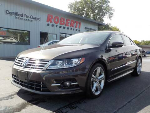 2015 Volkswagen CC for sale at Roberti Automotive in Kingston NY