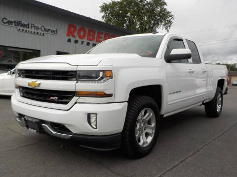 2016 Chevrolet Silverado 1500 for sale at Roberti Automotive in Kingston NY