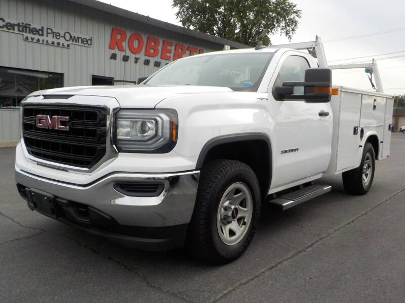 2016 GMC Sierra 1500 for sale at Roberti Automotive in Kingston NY