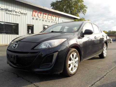 2011 Mazda MAZDA3 for sale at Roberti Automotive in Kingston NY