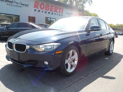 2013 BMW 3 Series for sale at Roberti Automotive in Kingston NY