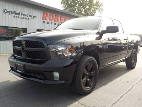 2017 RAM Ram Pickup 1500 for sale at Roberti Automotive in Kingston NY
