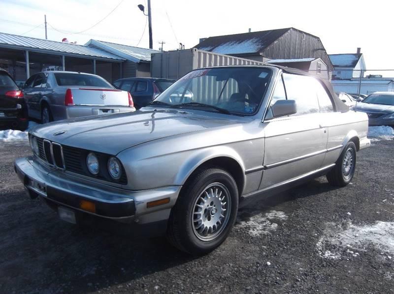 1989 BMW 3 Series 325i 2dr Convertible - Kingston NY
