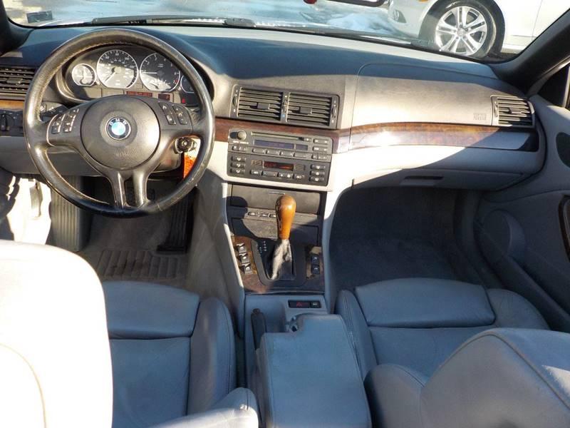 2001 BMW 3 Series 330Ci 2dr Convertible - Kingston NY