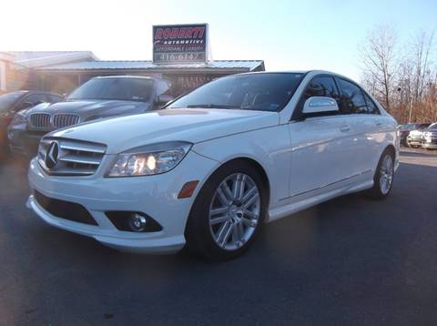 2009 Mercedes-Benz C-Class for sale in Kingston, NY