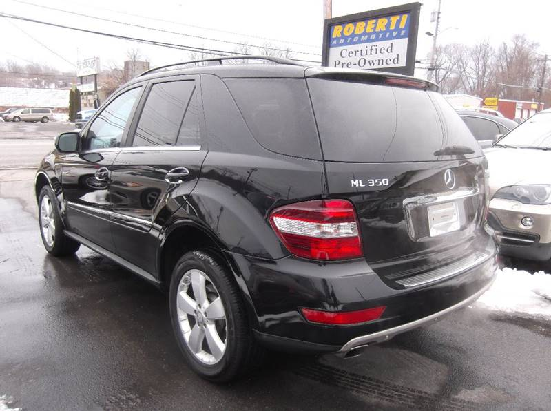 2010 Mercedes-Benz M-Class ML 350 4MATIC AWD 4dr SUV - Kingston NY