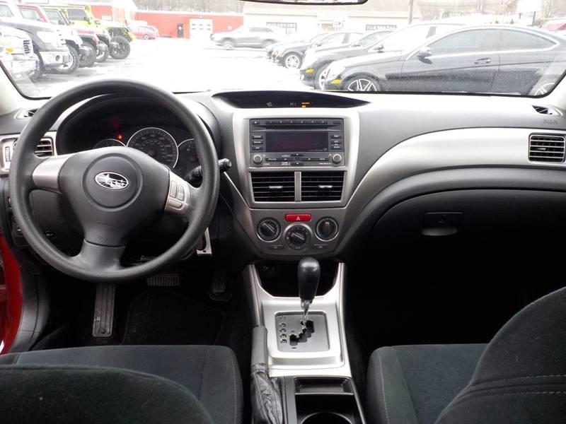 2010 Subaru Impreza AWD 2.5i 4dr Wagon 4A - Kingston NY