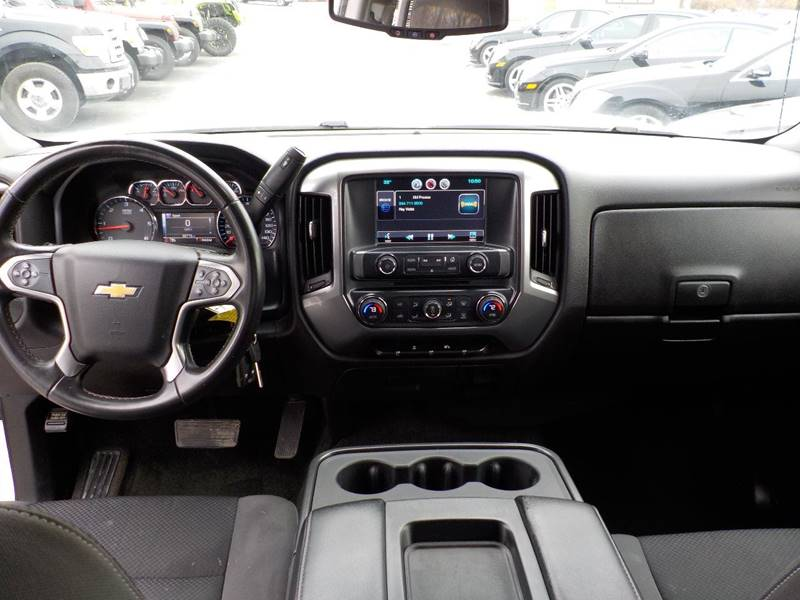 2014 Chevrolet Silverado 1500 4x4 LT 4dr Double Cab 6.5 ft. SB - Kingston NY