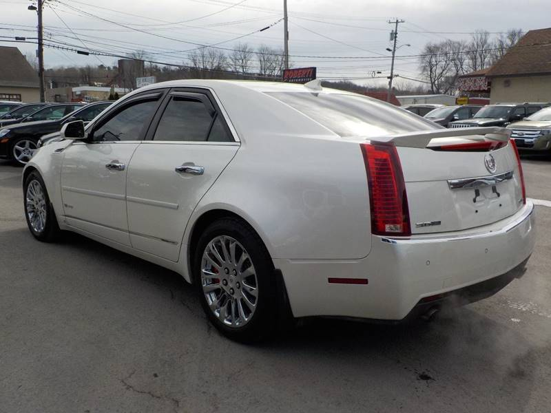 2009 Cadillac CTS AWD 3.6L DI 4dr Sedan w/ 1SB w/ Navigation - Kingston NY